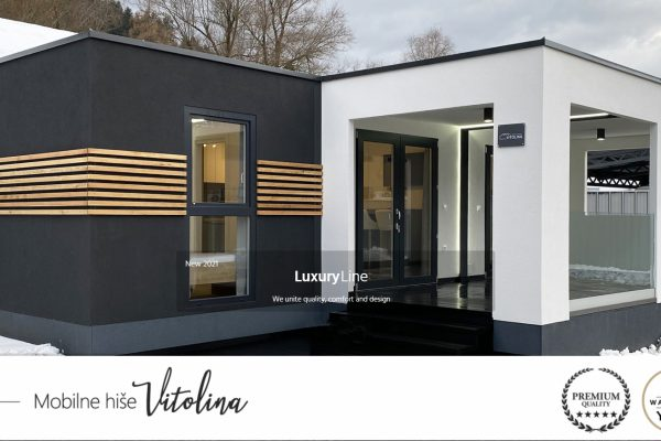 Mobile Homes Vitolina Exclusive